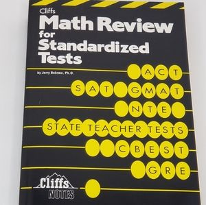 Cliffs Mathematica Review for Standardized Tests